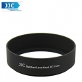 JJC LN-77s 77mm Metal Lens Hood Shade for Camera Lens (Universal Filter )